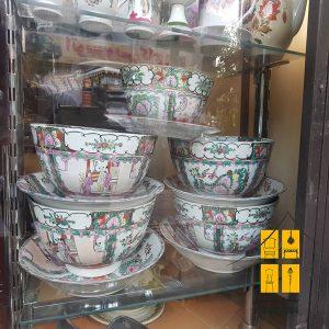 خریدار ظروف چینی