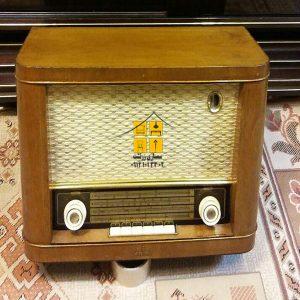 خریدار رادیو لامپی