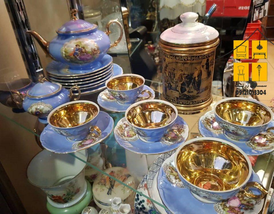 خرید و فروش ظروف آنتیک