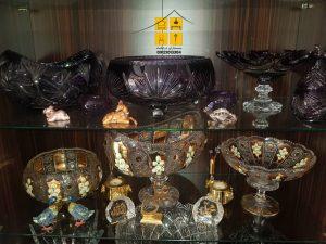 خرید و فروش ظروف کریستال دست دوم
