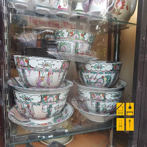 خرید و فروش سرویس چینی دست دوم