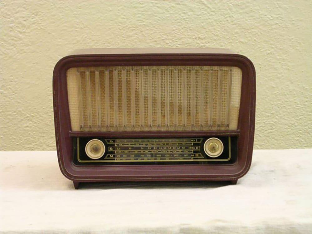 خرید و فروش رادیو لامپی