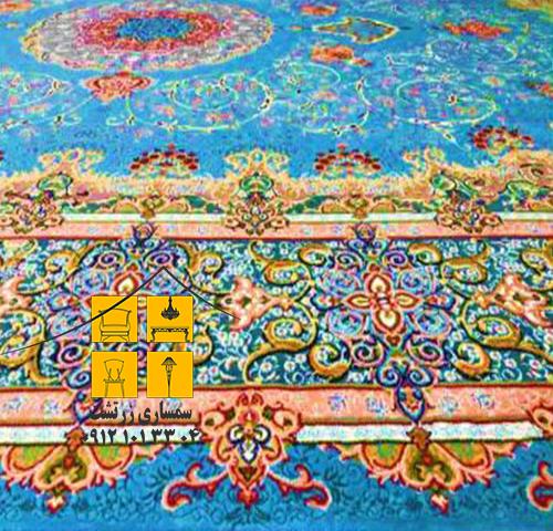 خرید و فروش فرش ابریشمی دست دوم